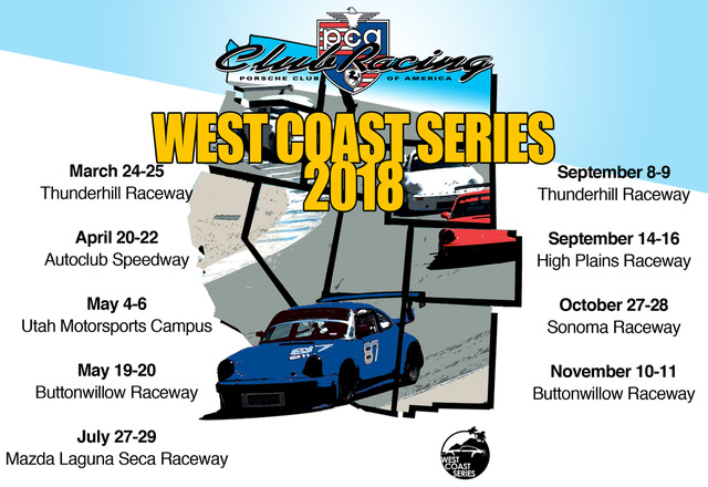 West Coast Series Racing
