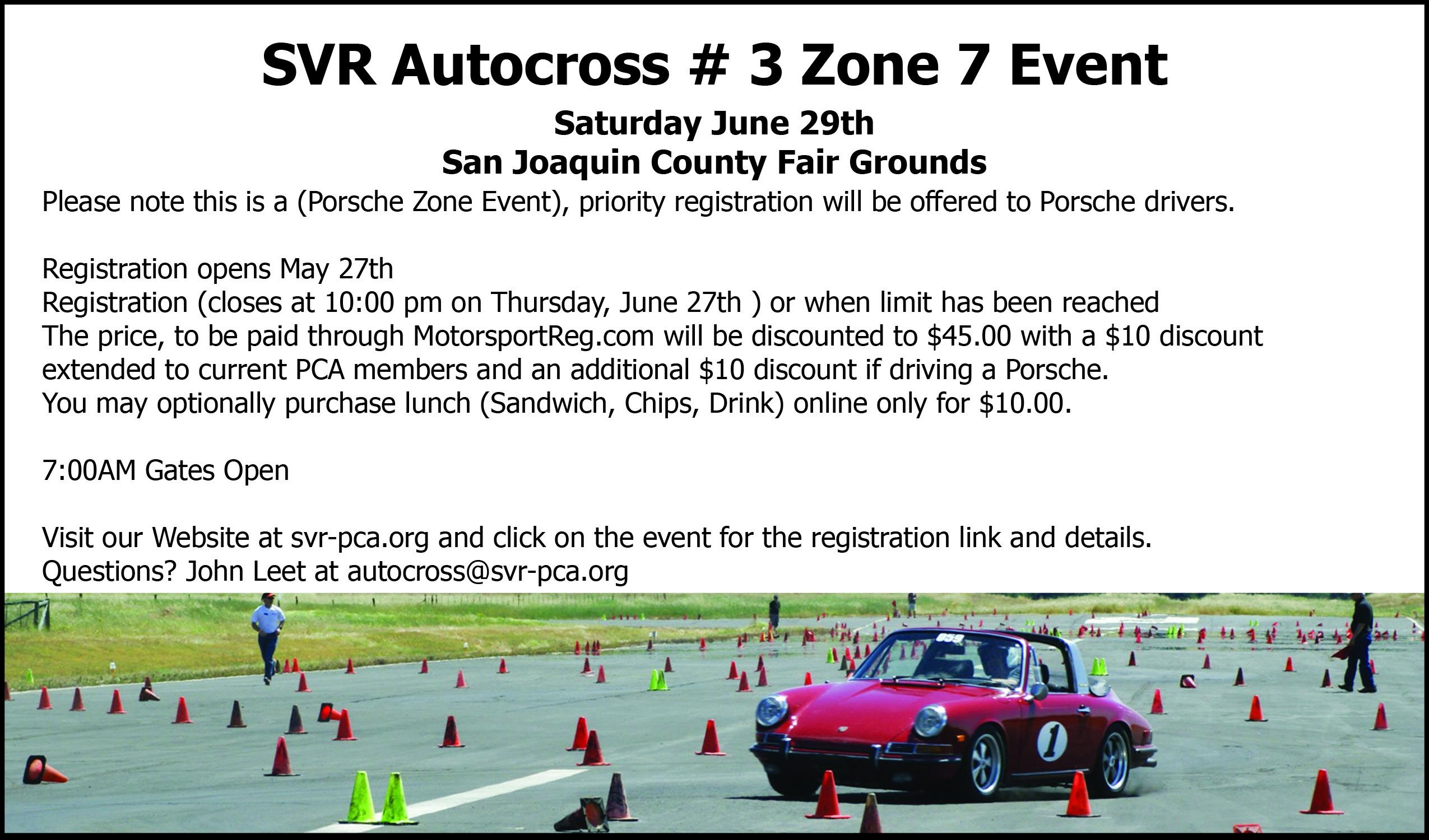 AX 3 Stockton (Zone 7 Event) @ San Joaquin Fair Grounds | Stockton | California | United States
