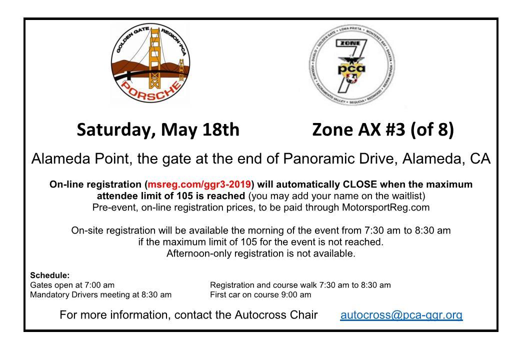 GGR - Zone 7 AX @ Alameda Point
