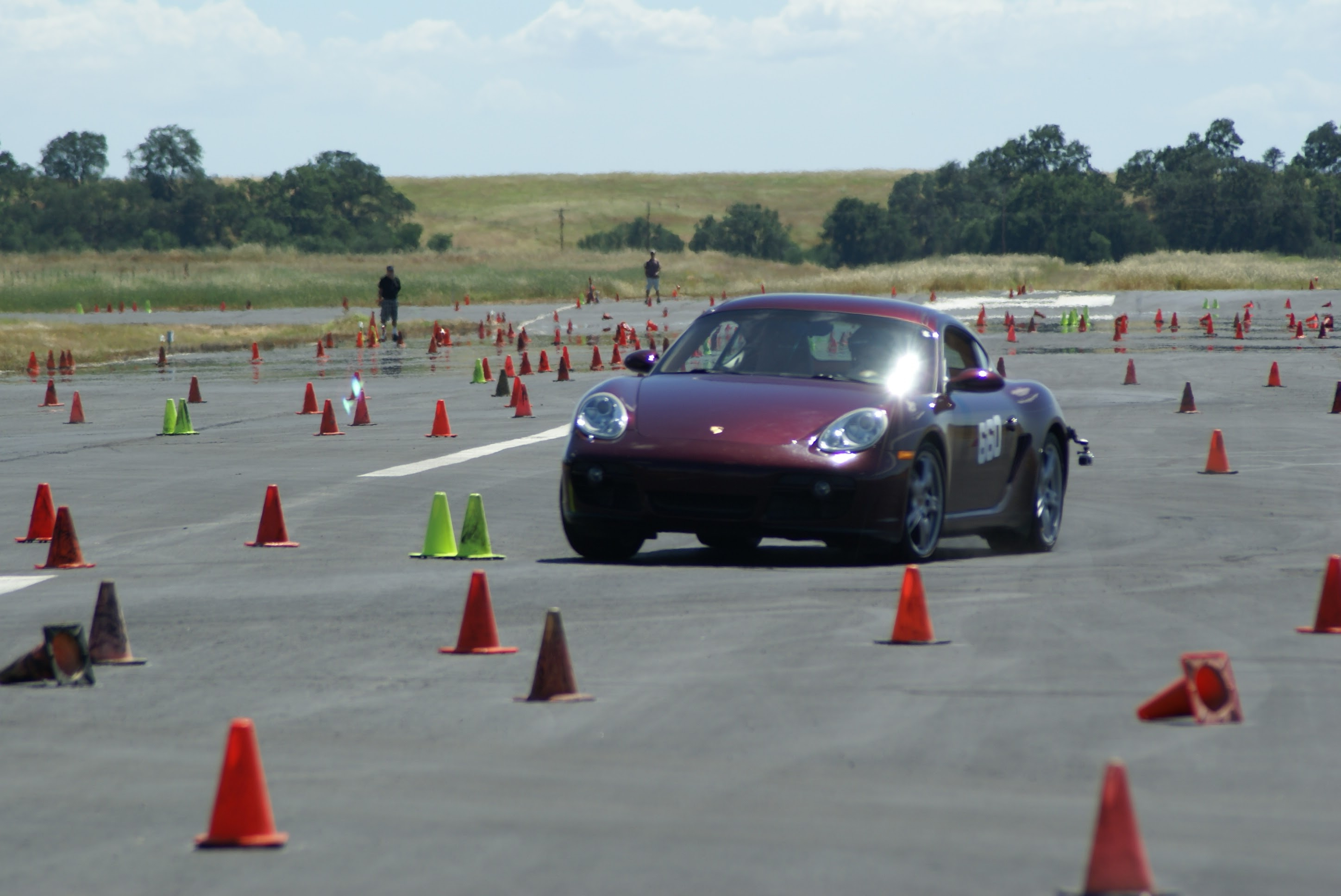 Autocross Two day Event with Redwood Region @ Thunderhill Raceway | Willows | California | United States