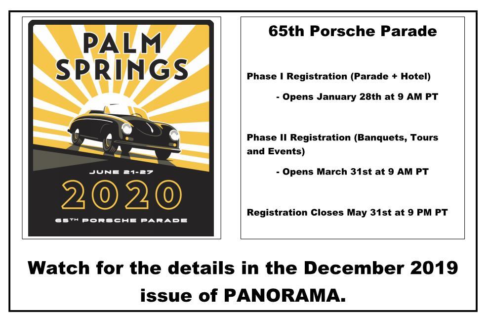 Parade 2020