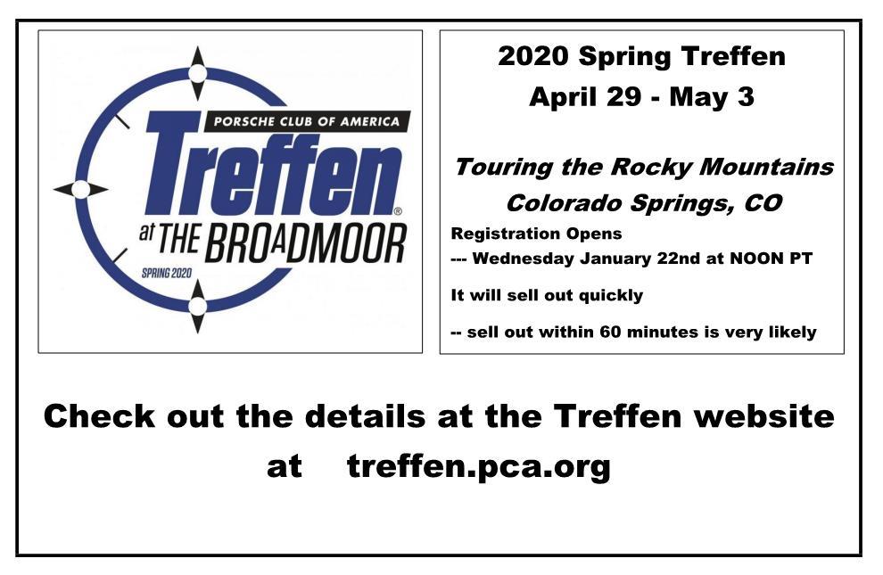 Spring Teffen 2020