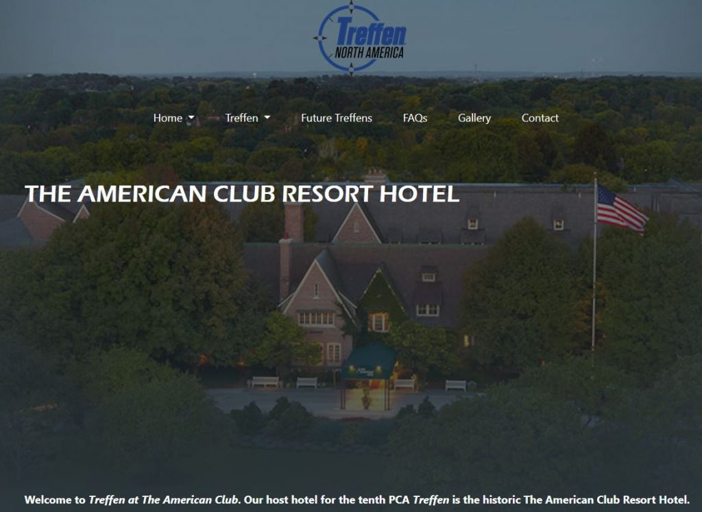 Treffin North America @ American Club   Kohler   Wisconsin   United States